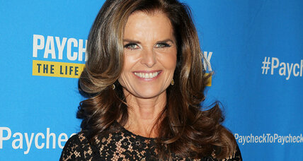 Maria Shriver launches service program to honor her dad